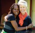 Valerie Brown and Kirsten Olson
